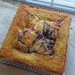 Blueberry & Lemon Snack Cake
